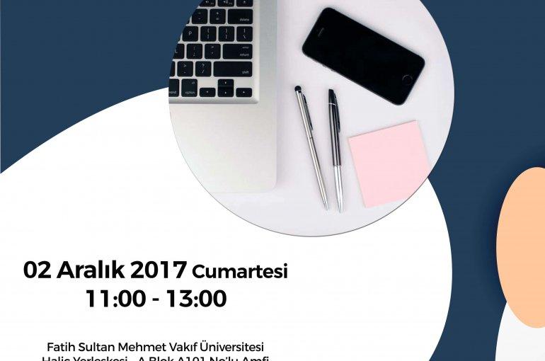 Fatih Sultan Mehmet Vakıf Üniversitesi – Kadın Girişimciler için WordPress Etkinliği