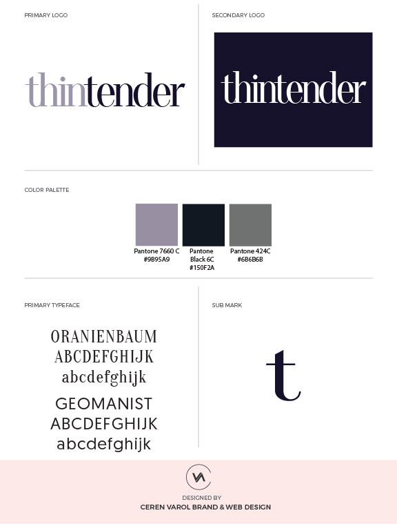 Ceren Varol - Thin&Tender