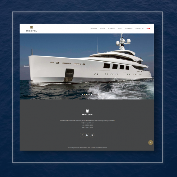 Redna Yachts