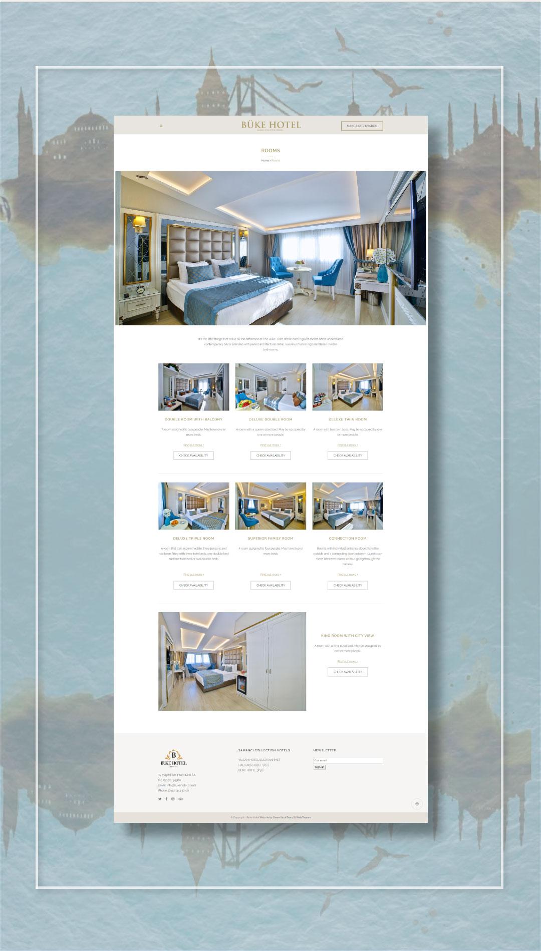 Ceren Varol - Büke Hotel